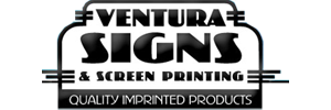 Ventura Signs Promotional Products And Apparel Brand