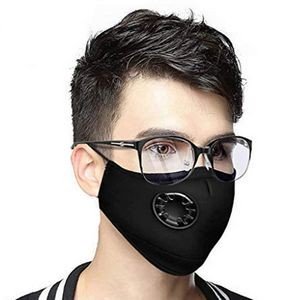 Teen's 3 Layer Reusable Anti Haze Mask with Valve